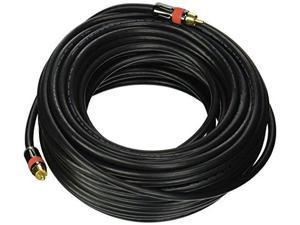 Monoprice75ft High-quality Coaxial Audio/Video RCA CL2 Rated Cable - RG6/U 75ohm (for S/PDIF, Digital Coax, Subwoofer & Composite