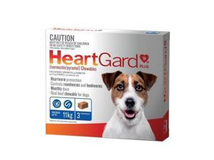 Heartgard Plus Chew Blue 3 Pack