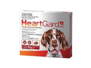 Heartgard Plus Chew Brown 3 Pack