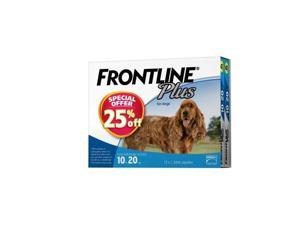 Frontline Plus 12 Pack Medium Dog