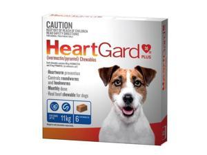 Heartgard Plus Chew Blue 6 Pack