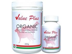 Value Plus Organic Vit/Min Supp 3kg