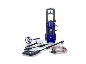 Earthwise Power Washer 1700 PSI Portable Pressure Washer - Blue