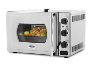 Wolfgang Puck Pressure Oven Original 29-Liter Stainless Steel Countertop Oven