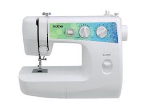Brother Sewing Machine LS2400 Lightweight - 20 Stitch - 4 Step Buttonholer