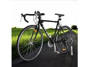 54cm Aluminum Road / Commuter Bike Racing Bicycle 21 Speed 700C Shimano Black