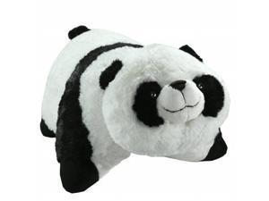 Pillow Pets Pee-Wees 11 Inch Folding Stuffed Animal - Comfy Panda
