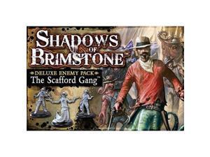 Shadows of Brimstone Scafford Gang Deluxe Enemy Pack