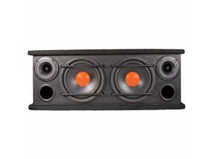 """Dual Truck Box (2) 6.5"""" Woofers (2) 3"""" Horn Tweeters 300 W Max / 150 RMS"""