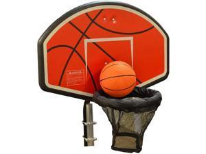 Trampoline Basketball Hoop With U-Bolt Attachment