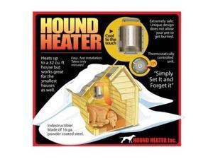 Akoma Hound Heater Deluxe Dog House Furnace