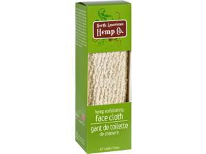 North American Hemp Company Face Cloth - 1 Count