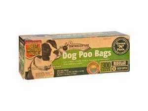 Green N Pack Eco Friendly Dog Waste Bag, Value Pack, 300-Count