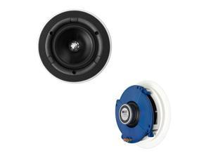 KEF CI200CR Round In-Ceiling Speaker Architectural Loudspeaker (Single)