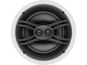 """Yamaha NS-IW480CWH In-Ceiling 8"""" Natural Sound Three-Way Speaker System (Pair)"""