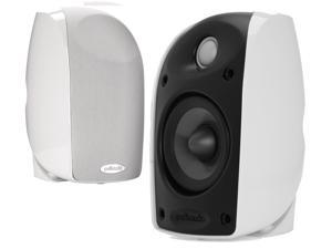 Polk Audio AM3338-A TL3 Satellite Speaker (White Single)