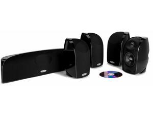 Polk Audio TL350 Black 5 Piece Compact Home Theater System (Refurb)