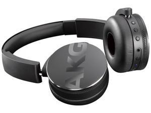 AKG Y50BT On-Ear Bluetooth Headphones (Black)