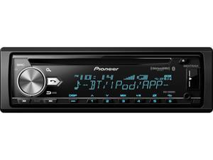 Pioneer DEH-X6800BS CD Receiver with enhanced Audio Functions, Full-featured Pioneer ARC App Compatibility, MIXTRAX, Built-in Bluetooth, and SiriusXM-Ready