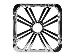 "Kicker 11L710GLCR 10"" Square LED Subwoofer Grille"