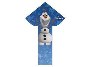 "WindNSun 70673 Frozen Breezyflier 57"" Nylon Olaf Kite"