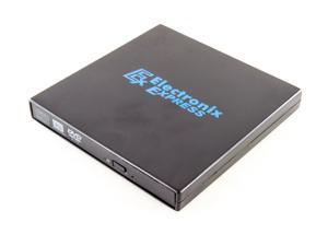 New Slim USB 2.0 External CD-RW/DVD-ROM