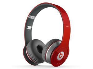 Beats Wireless On-Ear Headphone - Red