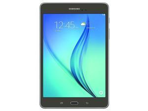 Samsung Galaxy Tab A SM-T350 8-Inch 16 GB Tablet - Smoky Titanium