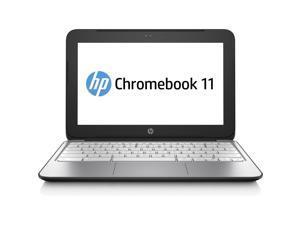 "HP 11 G2 (J2L80UA#ABA) 11.6"" Chromebook - Samsung Exynos 5250 (1.70 GHz), 2 GB Memory, 16 GB SSD - Chrome OS"