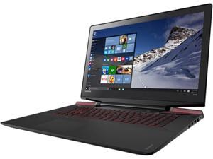 "Refurbished: Lenovo Y700-17ISK Core™ i7-6700HQ 2.6GHz 256GB SSD 16GB 17.3"" (1920x1080) EXT. DVD-RW BT WIN10 ..."