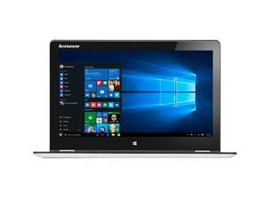 "Lenovo Yoga 700-11ISK 2-IN-1 Core M5-6Y54 1.1GHz 256GB SSD 8GB 11.6"" (1920x1080) Touchscreen BT Win10 Webcam - Light Silver"