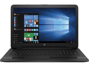 "HP 17-X114dx Core™ i5-7200U 2.5GHz 1TB 6GB 17.3"" (1600x900) DVD-RW WIN10 Webcam BLACK"