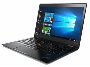 """Lenovo ThinkPad X1 Carbon 20FB002LUS 14"""" (In-plane Switching (IPS) Technology) Ultrabook - Intel Core i7 (6th Gen) i7-6600U Dual-core (2 Core) 2.60 GHz - Business Black"""