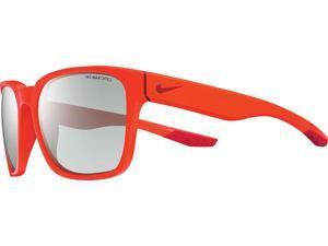Nike SB Recover Sunglasses Crimson Red Frame Smoke Super Flash Lens EV0875-806