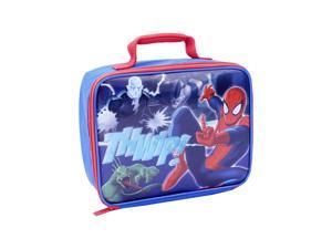 Ultimate Spider-Man - Sinister Six Childrens Kids Boys Girls Insulated Lunch Pack School Lunch Box Picnic Bag