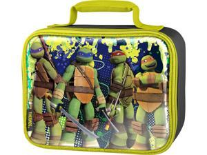 TMNT Childrens Kids Boys Girls Insulated Lunch Pack School Lunch Box Picnic Bag