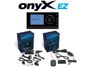 OnyX EZ XM Radio Receiver with Car Kit and Home Kit