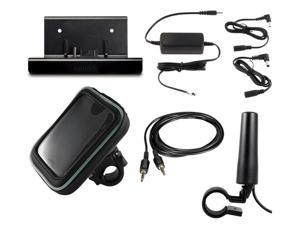 Sirius Radio Motorcycle Kit with Hardwired Power