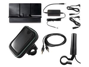 XM Radio Motorcycle Kit with Hardwired Power Adapter