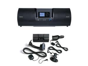 XM onyX EZ Receiver with Car Kit & Boombox Bundle