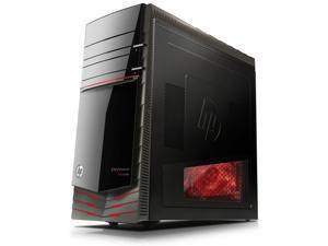 HP ENVY Phoenix 810-470 Intel Core i5-4670K X4 3.4GHz 12GB 1TB Win8.1,Black