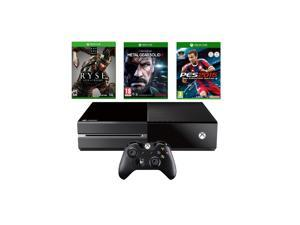 Microsoft Xbox One 500GB Metal Gear Solid/Ryse Son of Rome/Pro Soccer