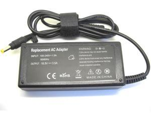 18.5V 3.5A 65W AC laptop power adapter charger for HP laptop compaq 500 510 520 530 540 550 620 625 CQ515 4.8mm * 1.7mm
