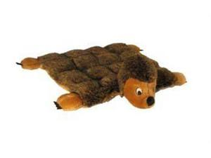 Squeaker Mat Hedgehog 16-Squeaker Plush Squeak Toy Dog Toys