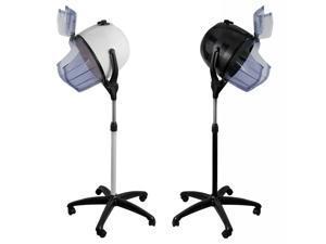 Salon Sundry  Professional Bonnet Style Hood 1,000 Watt Salon Hair Dryer - White