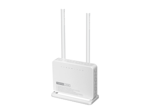 TOTOLINK ND300 Multi-functional Wireless N 300Mbps ADSL 2+ Modem WiFi Router & Repeater with 2 x 5dBi High Gain Antenna