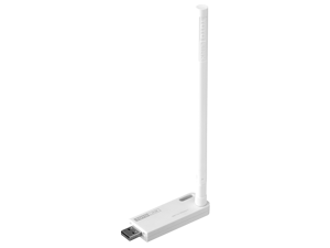 TOTOLINK A1000UA Wireless Network Card 11AC 600Mbps Dual Band USB WiFi Adapter LAN Card with 1*5dBi External Antenna