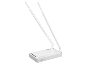 Totolink N300RH High Power Long Range Wireless N 300Mbps WiFi Router WiFi Repeater with 2*11dBi Detachable Antenna - Supports VLAN
