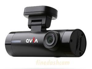 LUKAS FHD Qvia T790 1CH Full HD Car Black box DashCam with Wi-Fi and GPS - 16GB