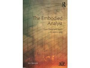 The Embodied Analyst Relational Perspectives Book Sletvold, Jon